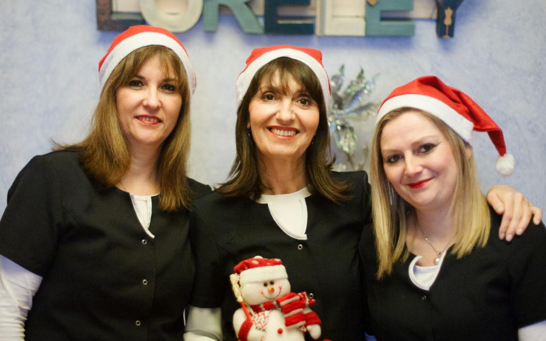 Loreley te desea ¡Felices Fiestas!