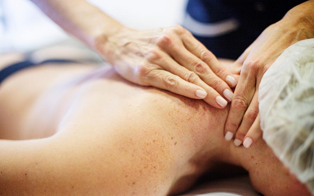 La importancia de la relajación y los masajes
